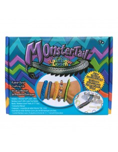 Rainbow Loom MonsterTail Set